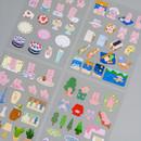 DESIGN GOMGOM Reeli removable deco sticker ver2