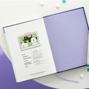 Personal data - ICONIC 2021 Doremi dated weekly diary planner