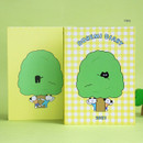Tree - ICONIC 2021 Doremi dated weekly diary planner