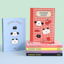 ICONIC 2021 Doremi dated weekly diary planner