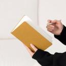 Golden yellow - Byfulldesign Making memory medium blank notebook ver2