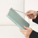 Emerald mint - Byfulldesign Making memory medium blank notebook ver2