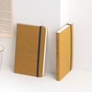 Golden Yellow - Byfulldesign Making memory medium lined notebook ver2