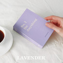 Lavender - Indigo Success 365 dateless daily journal