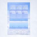 Meri Film Blue color mood sticker