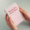 Indigo 365 days dateless gratitude daily journal