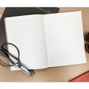 Lined paper - O-CHECK Le cahier classic medium lined and plain notebook