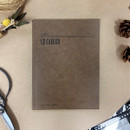 O-CHECK Le cahier classic medium lined and plain notebook