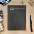 O-CHECK Le cahier classic large lined and plain notebook