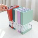 Indigo Prism 108 pockets hardcover name card album