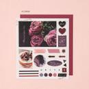 Flower - Ardium Mood decorative paper sticker