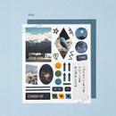 Bird - Ardium Mood decorative paper sticker
