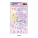 COOKY - BT21 Dream baby pastel clear sticker