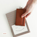 Brown - Business card case