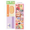 02 In the Room - Wanna This Today Monggeul bear removable sticker seal