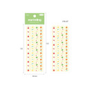 Fruit - Flying Whales Marimong cute masking deco sticker seal