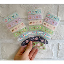 Flying Whales Marimong cute masking deco sticker seal