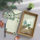 02 Afternoon - ICONIC Haru letter and envelope set