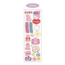 Kitsch - DESIGN GOMGOM Reeli gold line clear sticker