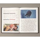 Usage example - Ardium B+W A5 size hardcover lined notebook