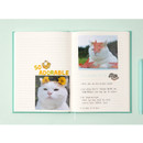 Usage example - Ardium I am Paper A5 size hardcover lined notebook