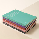 Ardium I am Paper A5 size hardcover lined notebook