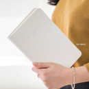 Off White - Byfulldesign The way of recording grid notebook