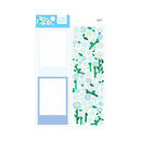 Sky - Wanna This Forest's daisy paper sticker