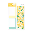 Yellow - Wanna This Forest's daisy paper sticker