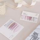 06. Ballet - ICONIC Index sticky memo point bookmark set 05-12
