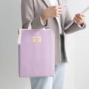 ICONIC Cottony A4 laptop notebook zipper sleeve case