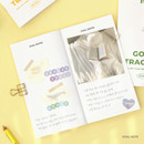 Goal Notes - PAPERIAN Challenge monthly goal planning tracker notebook