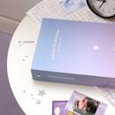 Lavender - ICONIC Moment slip in pocket photo name card album