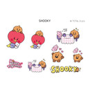 TATA - BT21 Little Buddy Baby Removable Sticker Pack