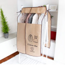 Clothes Suit Garment Storage Bags dust proof cover - small