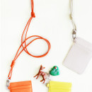 Jam studio Look at me twisted neck string strap