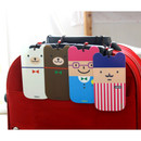 Lucky boy travel luggage name tag