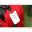 Doggy - Lucky boy travel luggage name tag