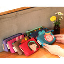 Hellogeeks cute bosong bosong small pouch