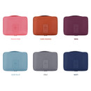 Colors of Travel mesh multi pouch bag packing aids ver.2