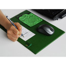 Forest green - Episode desk pad mouse pad