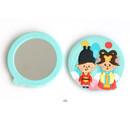 03 - Korean traditional round handy mirror
