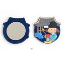 04 - Korean traditional round handy mirror