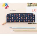 Nutcracker - Pattern handy zipper pencil case