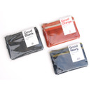 Package for Double pocket mesh zipper pouch small