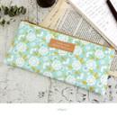 Allium - Pour vous melody zipper pencil pouch