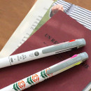 Detail of Un jour de reve triple 3 colors in 1 pen