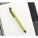 Universe - Hellogeeks cute pattern black ballpoint pen