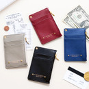 Un jour de chance zip up flat card holder