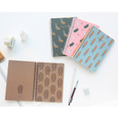 Small size - Jam Jam wirebound drawing notebook